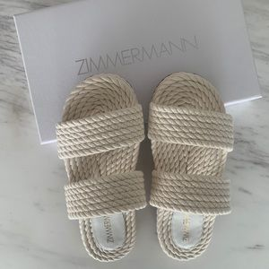 Zimmermann Rope Slide size 38